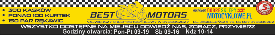 Best-motors akcesoria motocyklowe